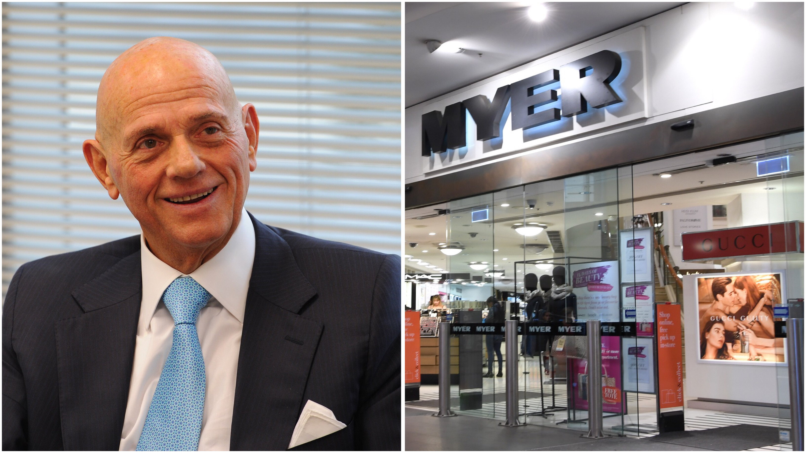The Myer annual general meeting will determine if a spill will happen for the retail giant