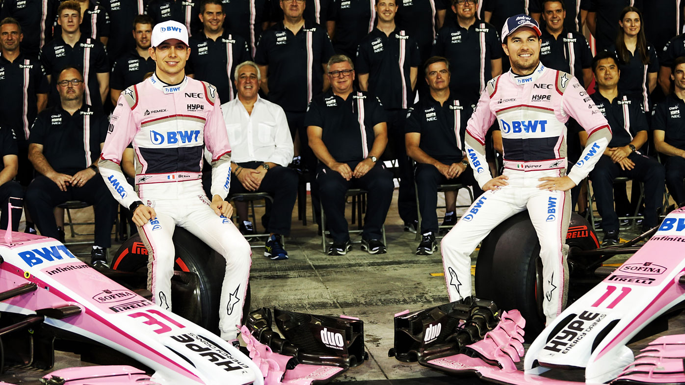 Force India name disappears from Formula One, motorsport, F1