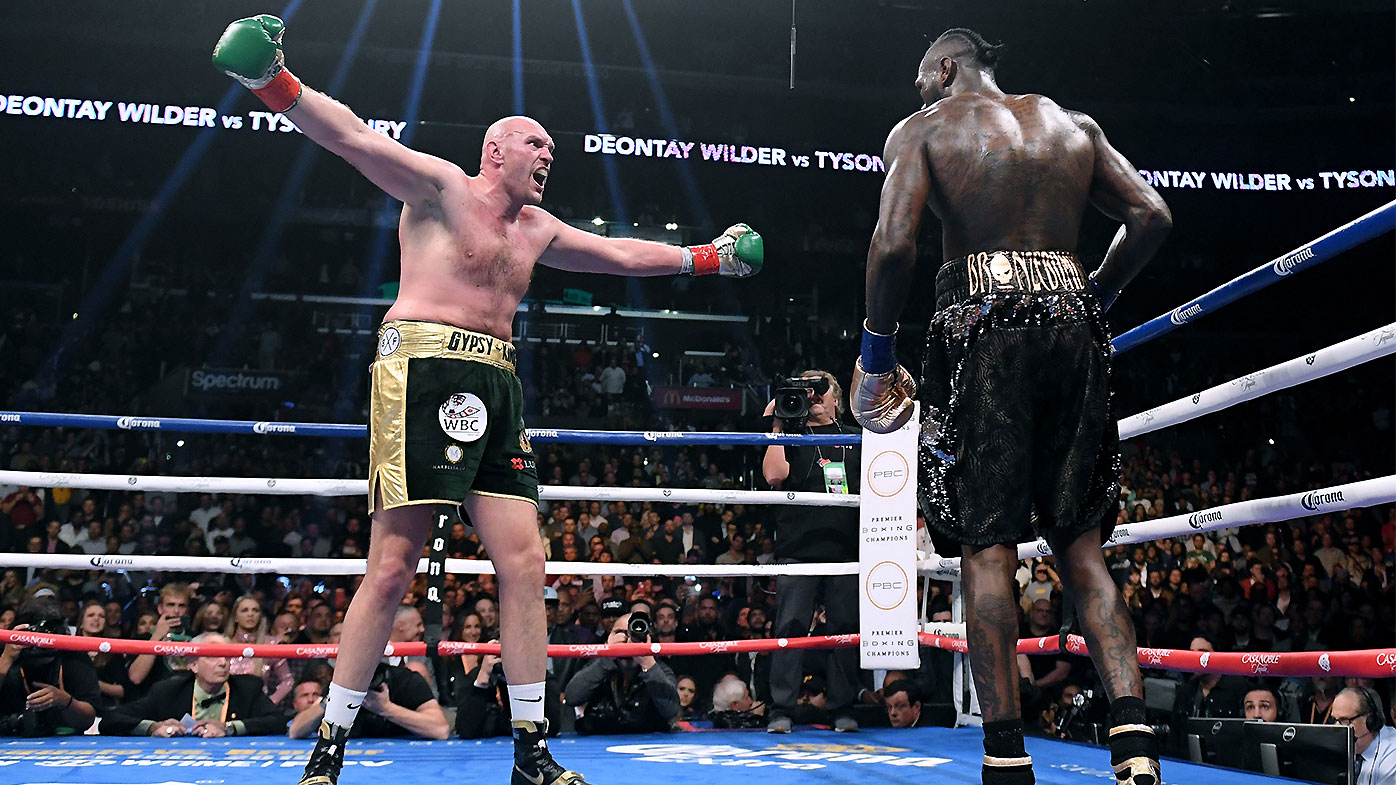 The consensus was that Fury outboxed Wilder despite his 12th round knockdown