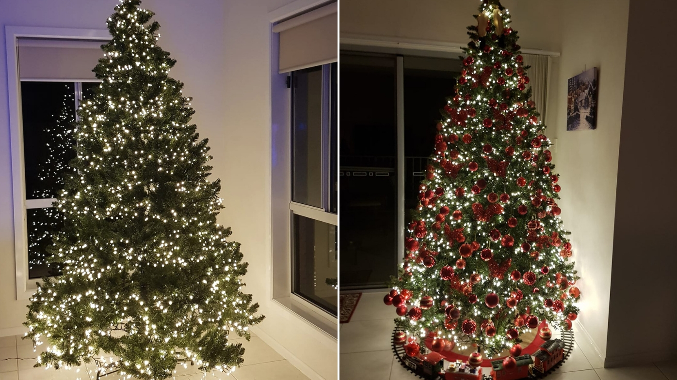 The Aldi Pre-lit Christmas Tree Selling Out Across