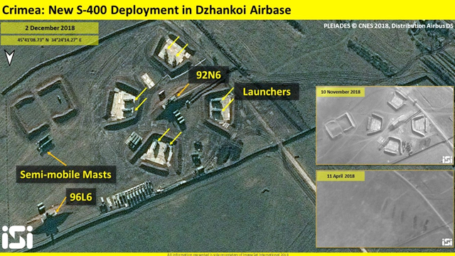 New Russian missile site revealed in remarkable satellite images