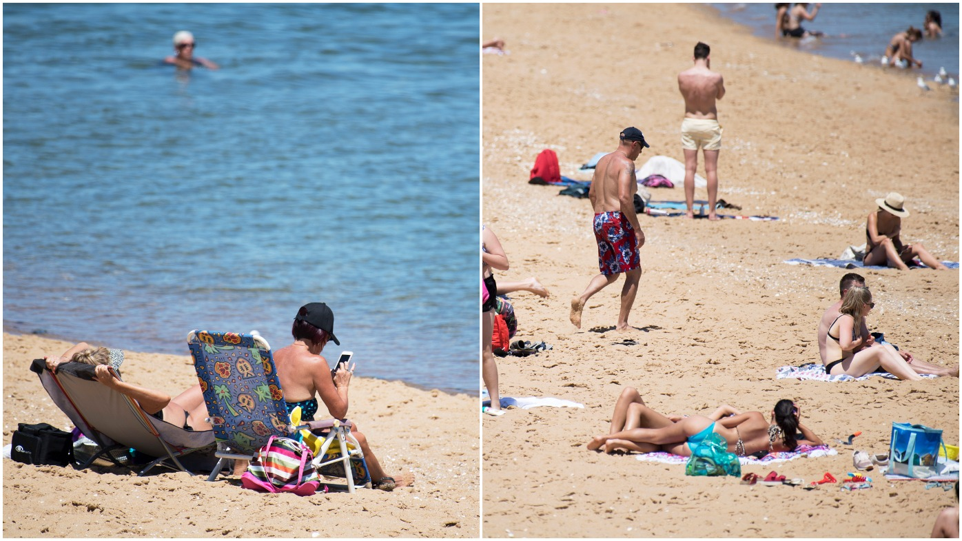 Melbourne is set to swelter through its hottest start to December in 24 years
