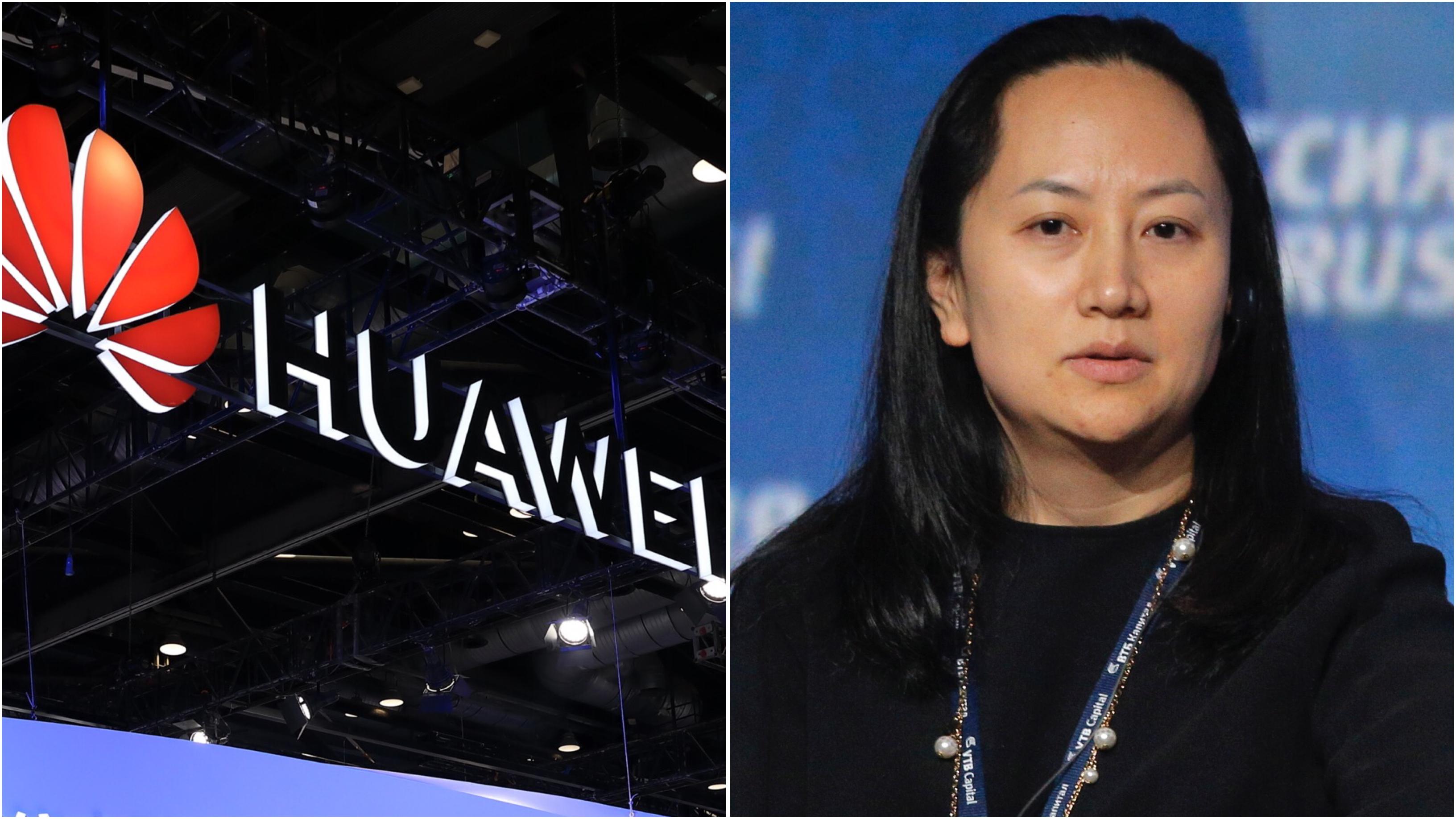 Meng Wanzhou, the CFO of tech giant Huawei has been arrested in Canada.