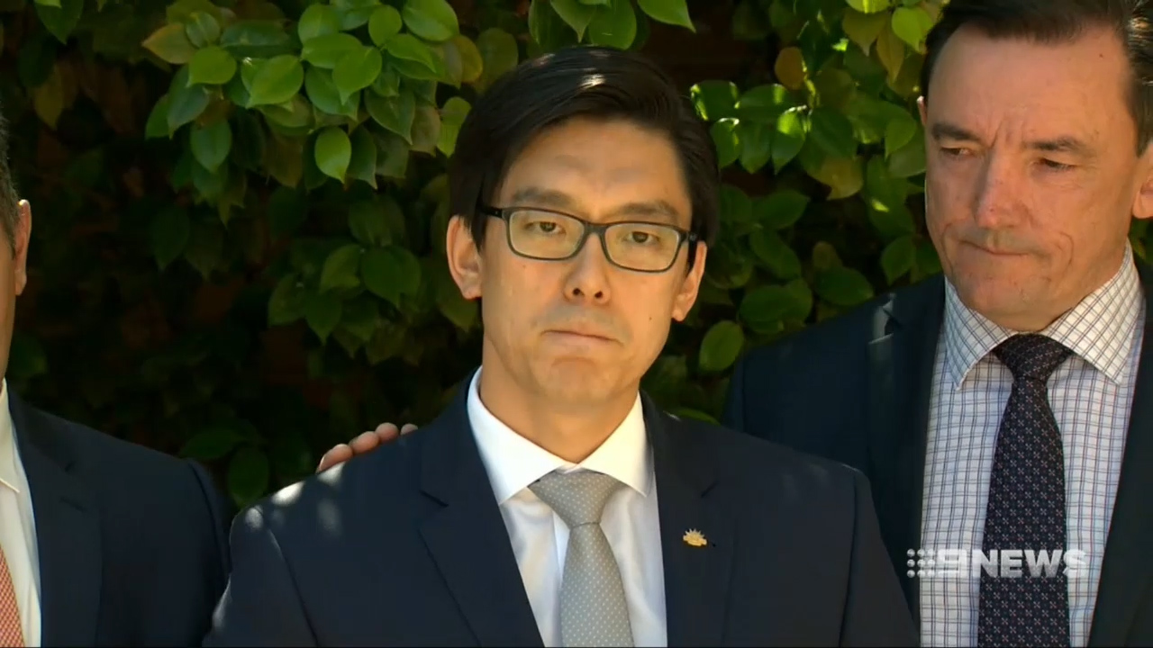 WA MP declares loyalty to Australia amid China spying claims