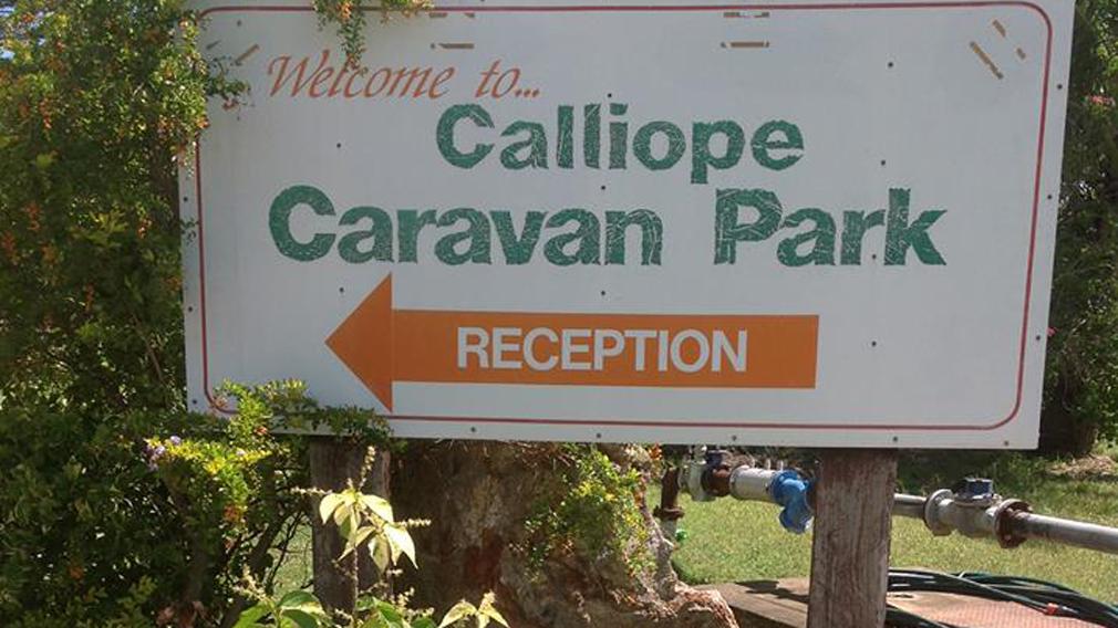 Deaths of two people at caravan park 'suspicious'