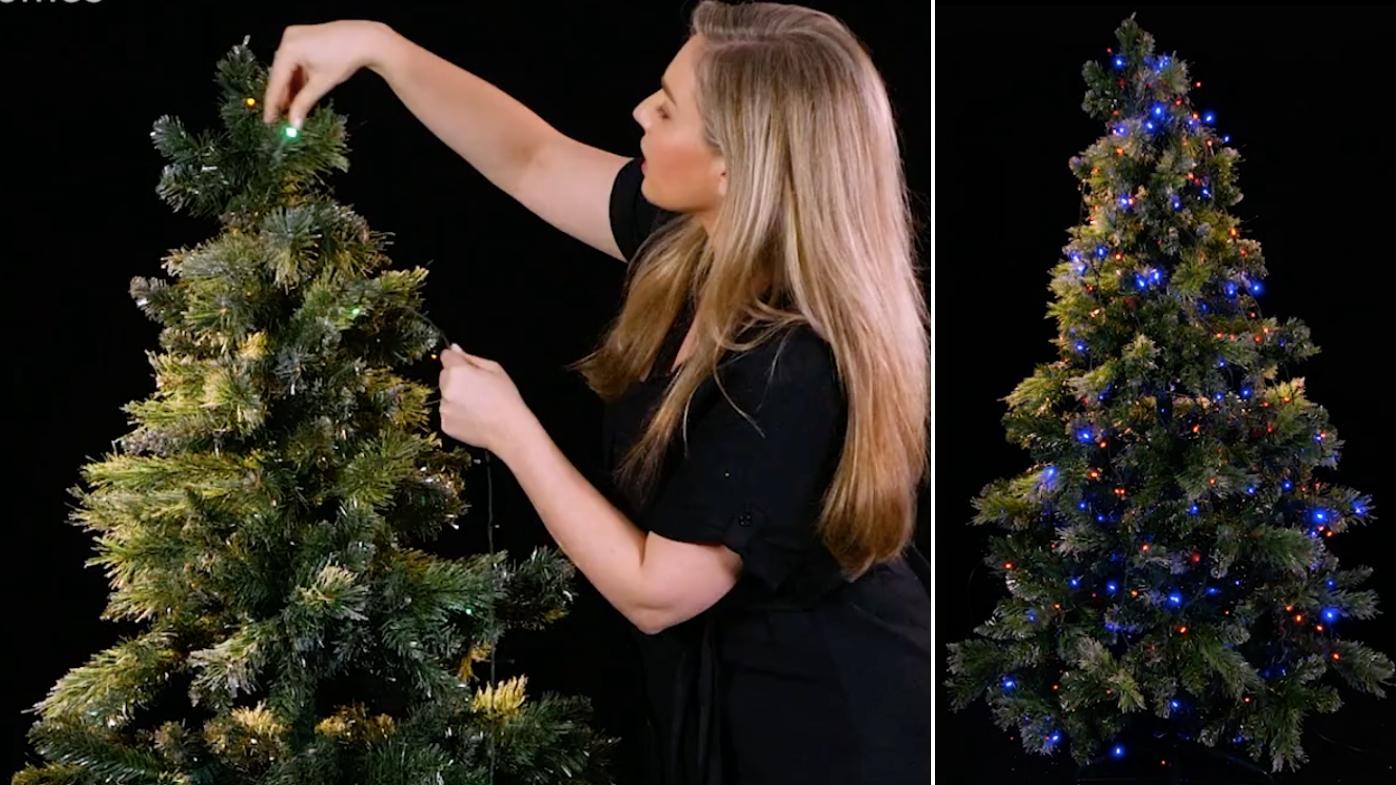 Christmas lights: How to string lights for your Christmas ...