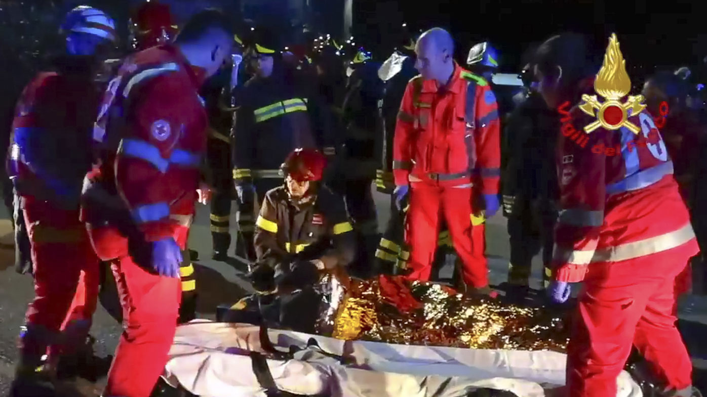 Italian Nightclub Stampede Kills Six People Injures Dozens