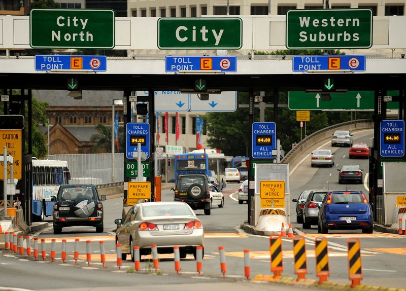 NSW government announce toll relief for drivers