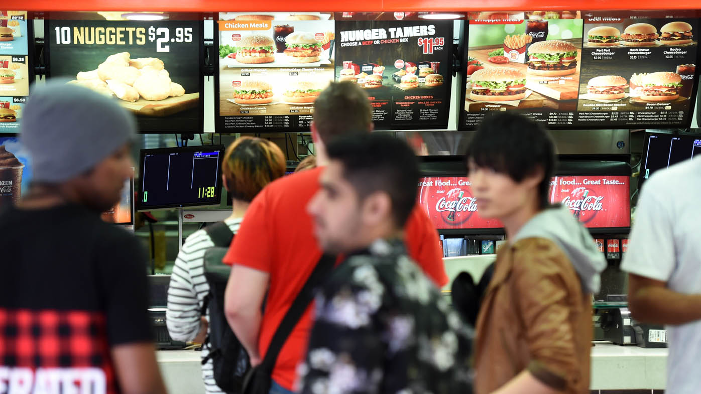 Nearly 90 percent of fast food workers abused by customers on the job