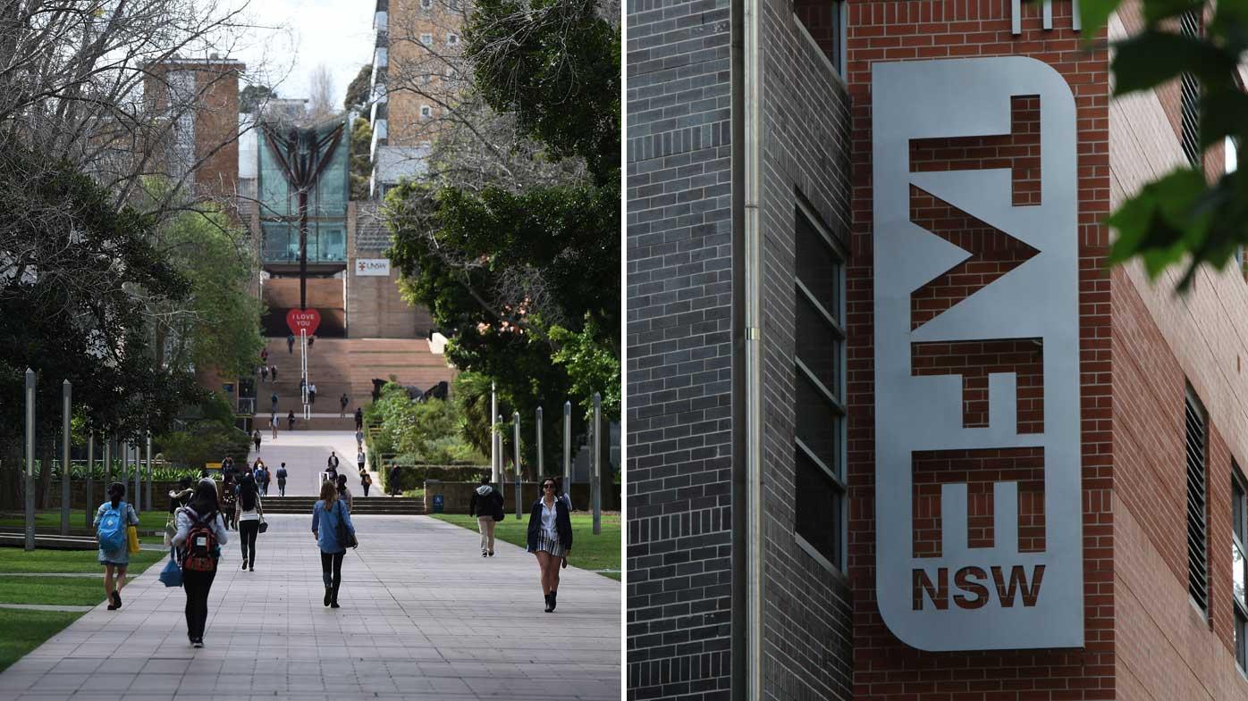 Greens call for fee-free university, TAFE