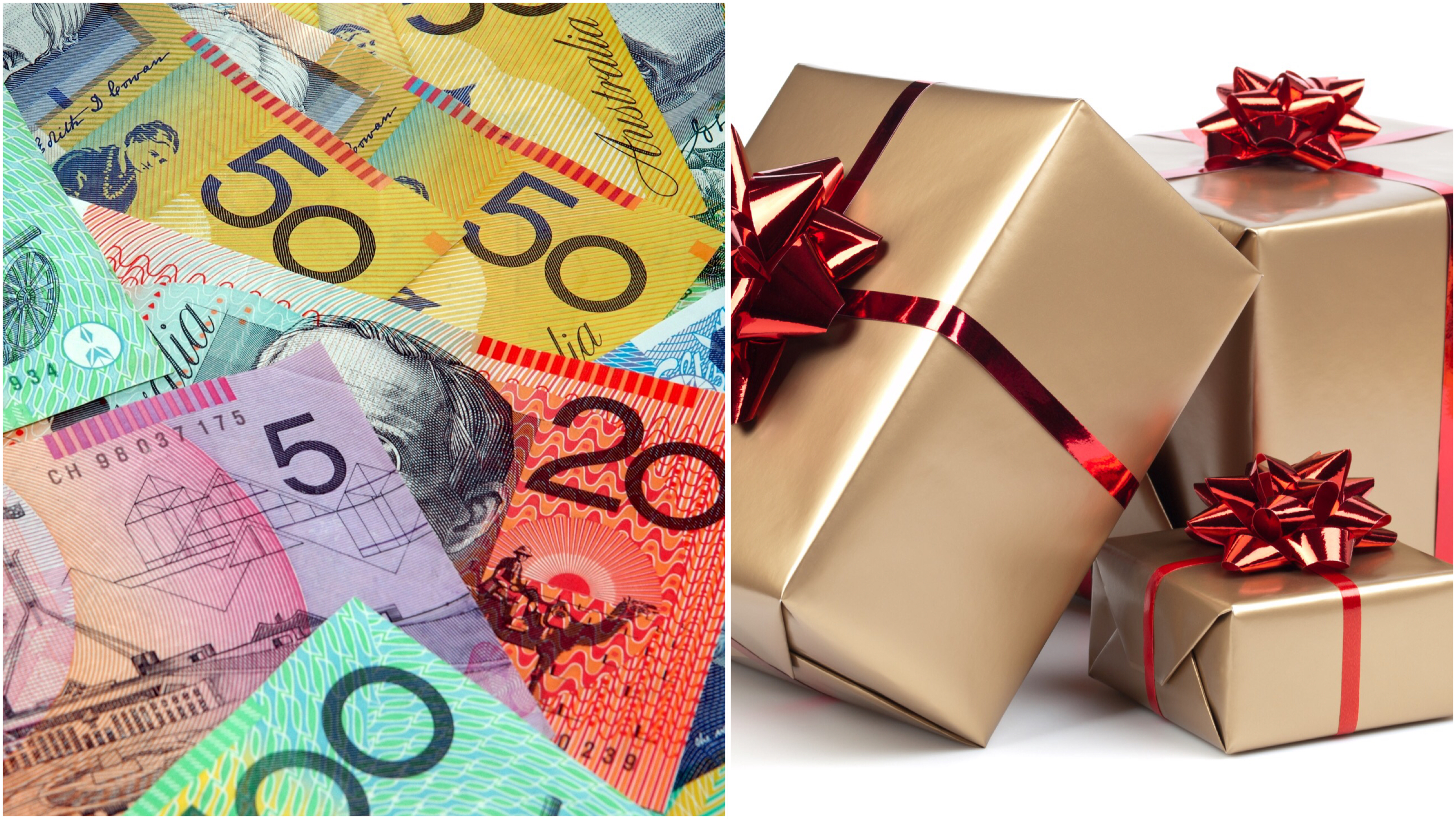 Australians are forecast to spend a record $50 billion this holiday season.
