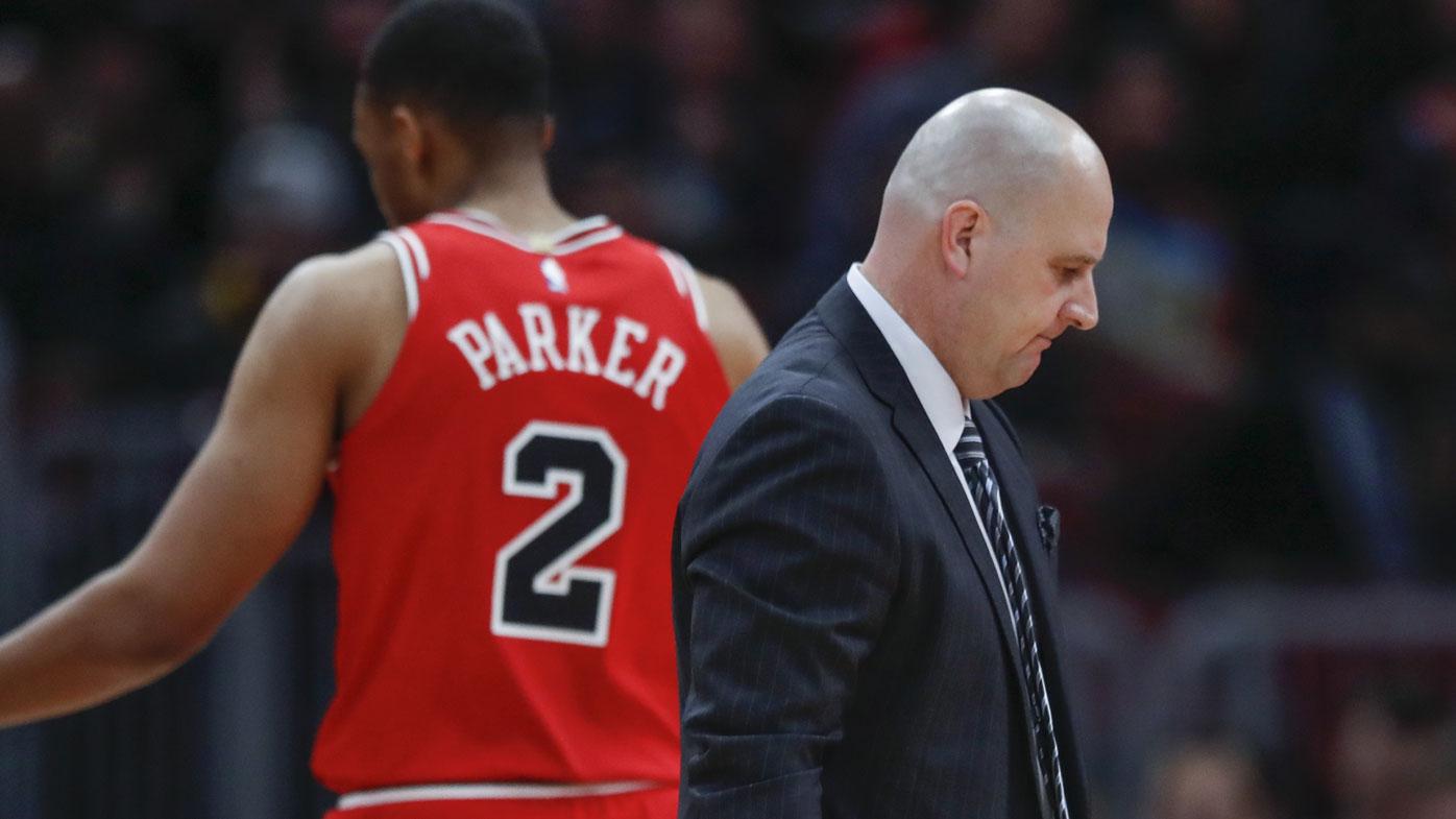 How Michael Jordan's NBA dynasty crumbled