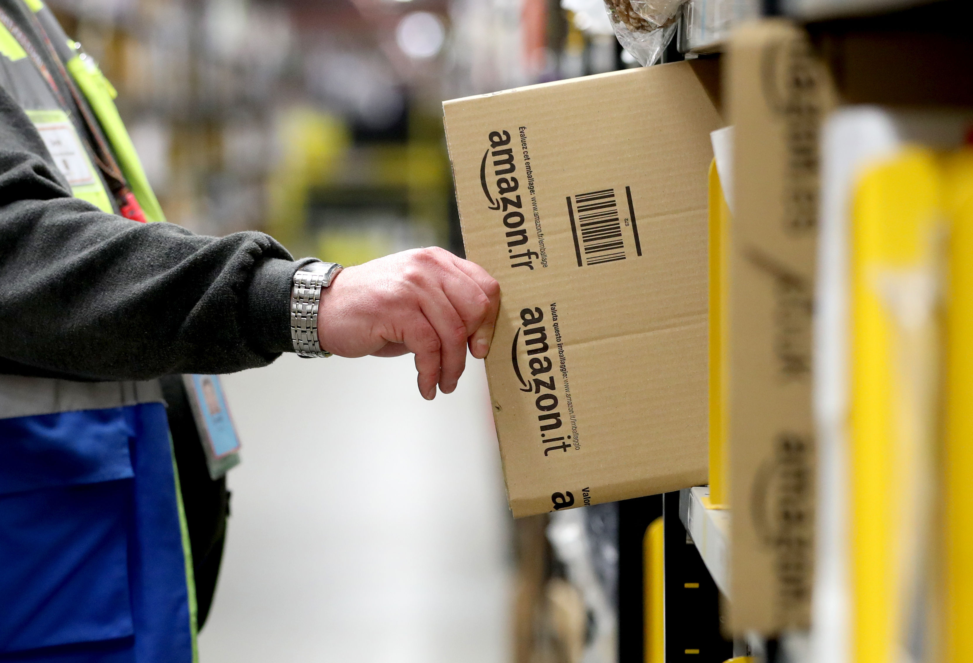 Amazon wants to stop selling 'CRaP' online.