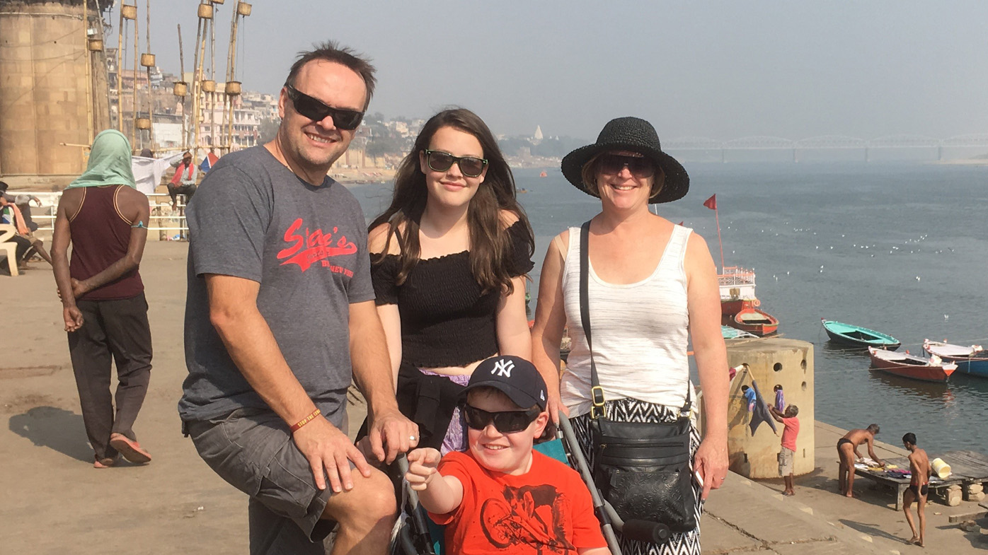 The Tindal family say they have been left out of pocket after buying airfares through Bestjet.
