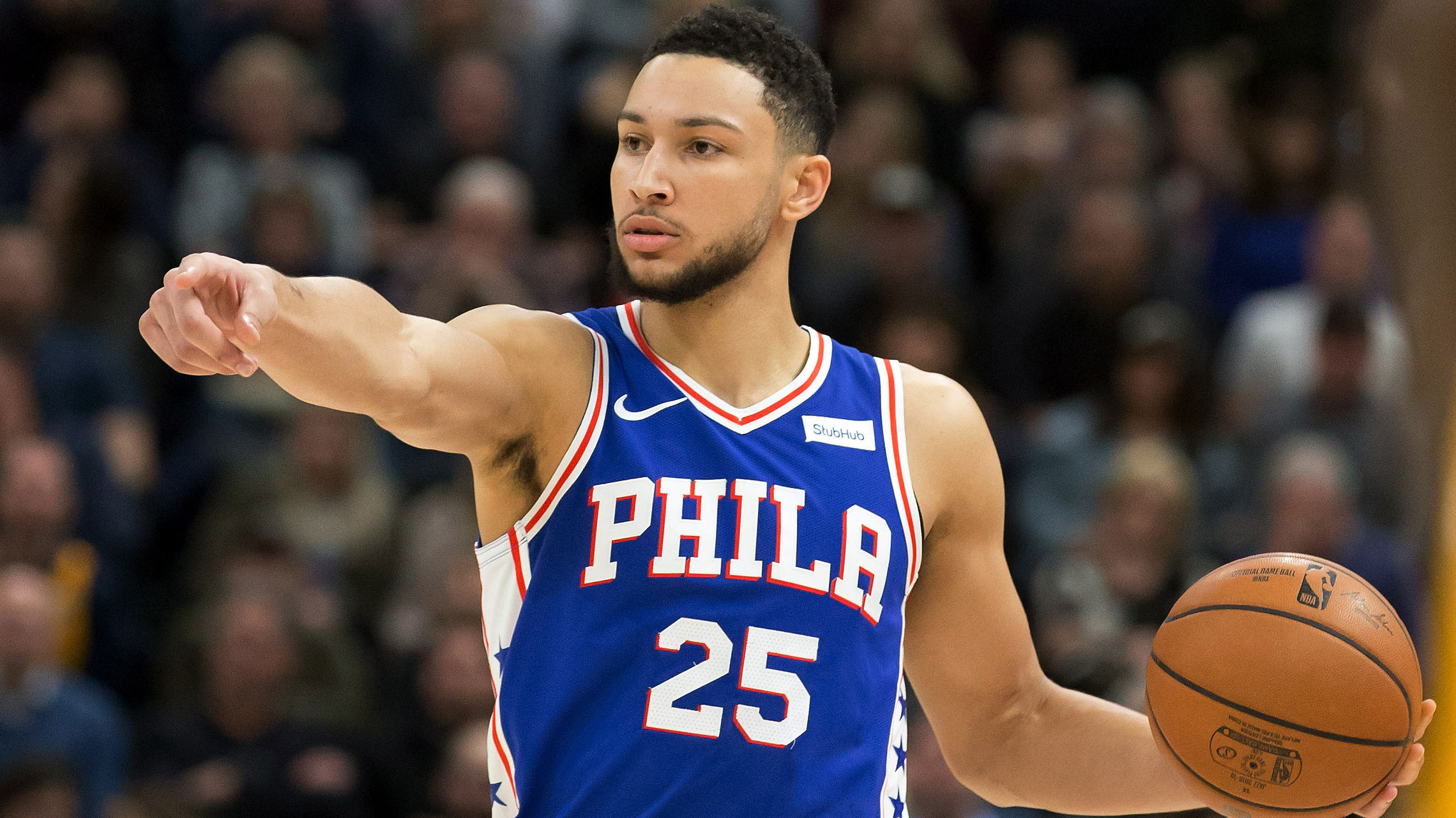 Ben Simmons snubbed as All-Star starter