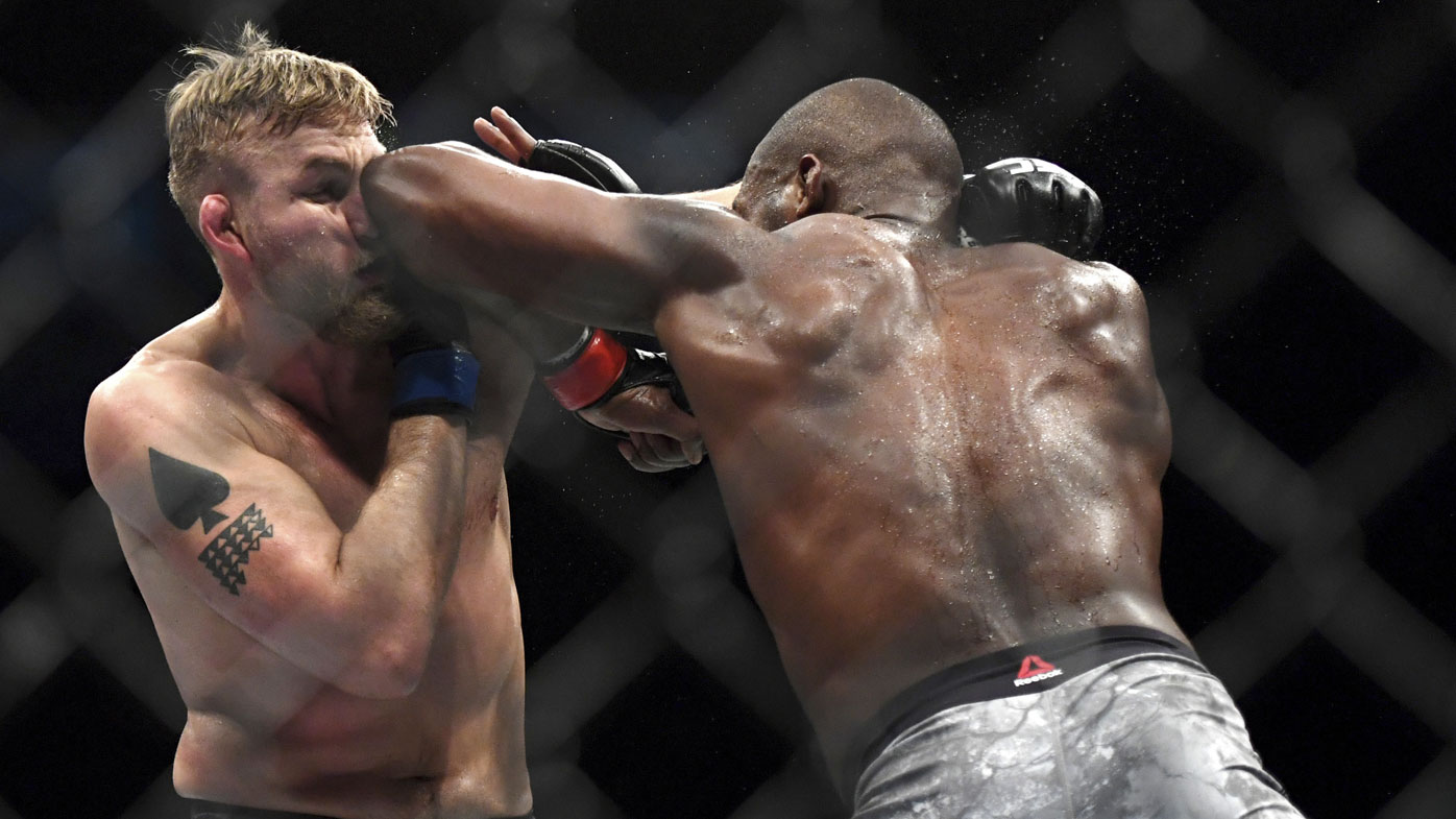 Jon Jones makes winning return to UFC with TKO win over Alexander Gustafsson