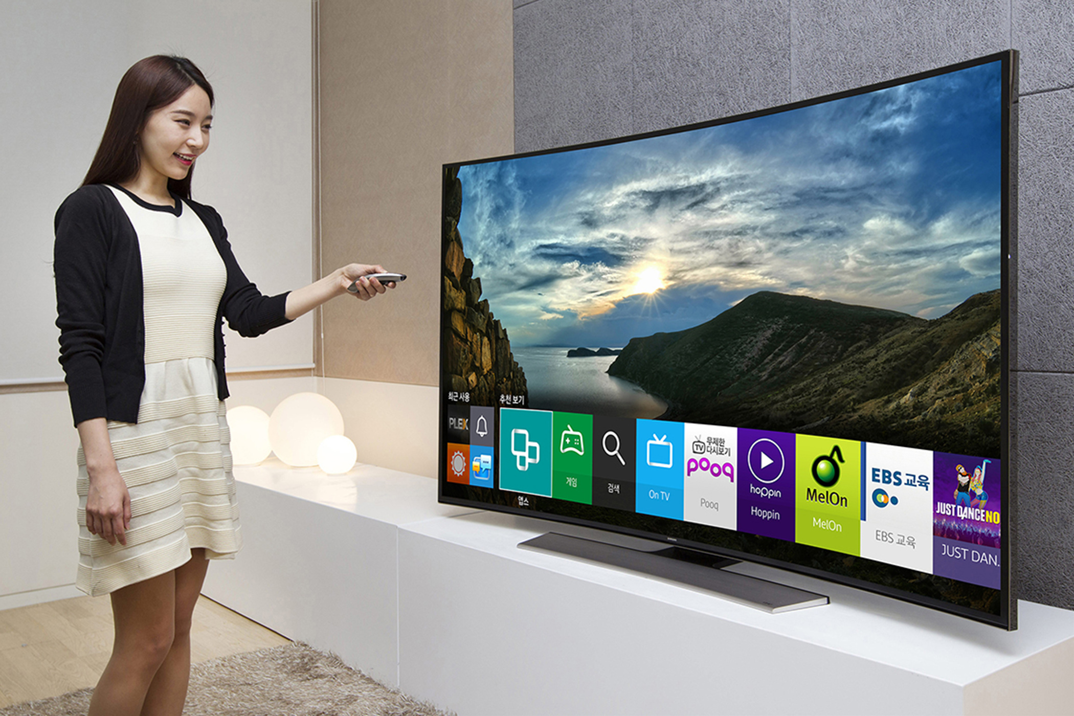 Samsung has revealed it will offer iTunes movies and TV shows, and Airplay 2 support, on its 2019 Smart TV models.