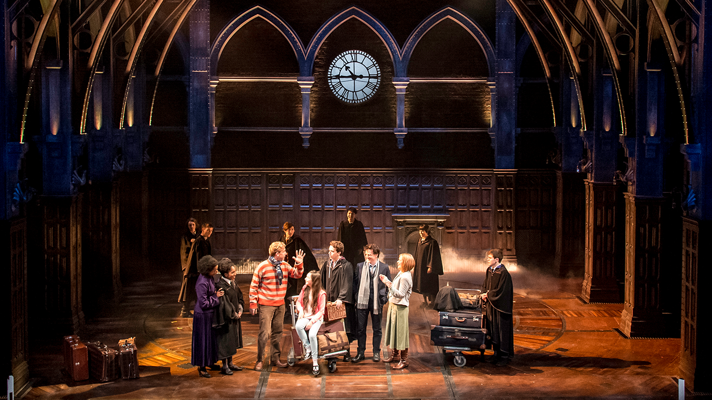 How to see Harry Potter theatre show for just $40