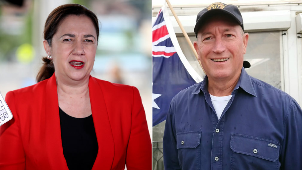 'My grandparents fled the Nazis': Palaszczuk urges voters to dump Anning