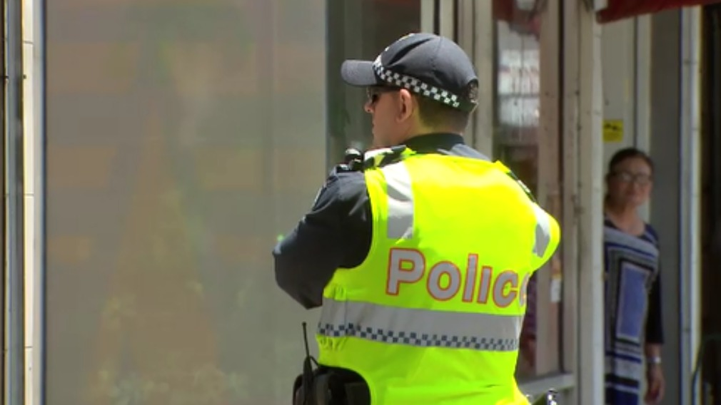 News Melbourne: Police Drug blitz in Richmond