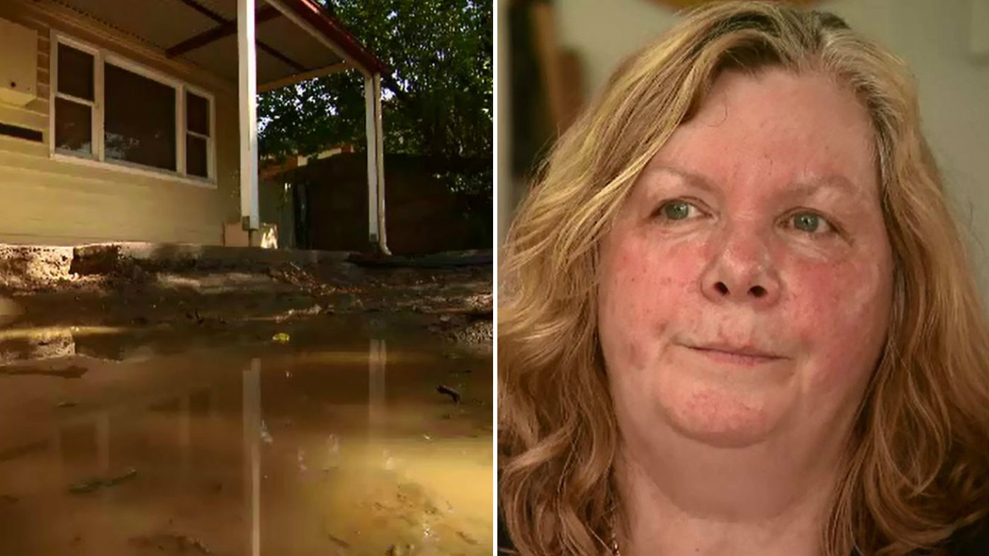 Toxic diesel spill drives couple out of home