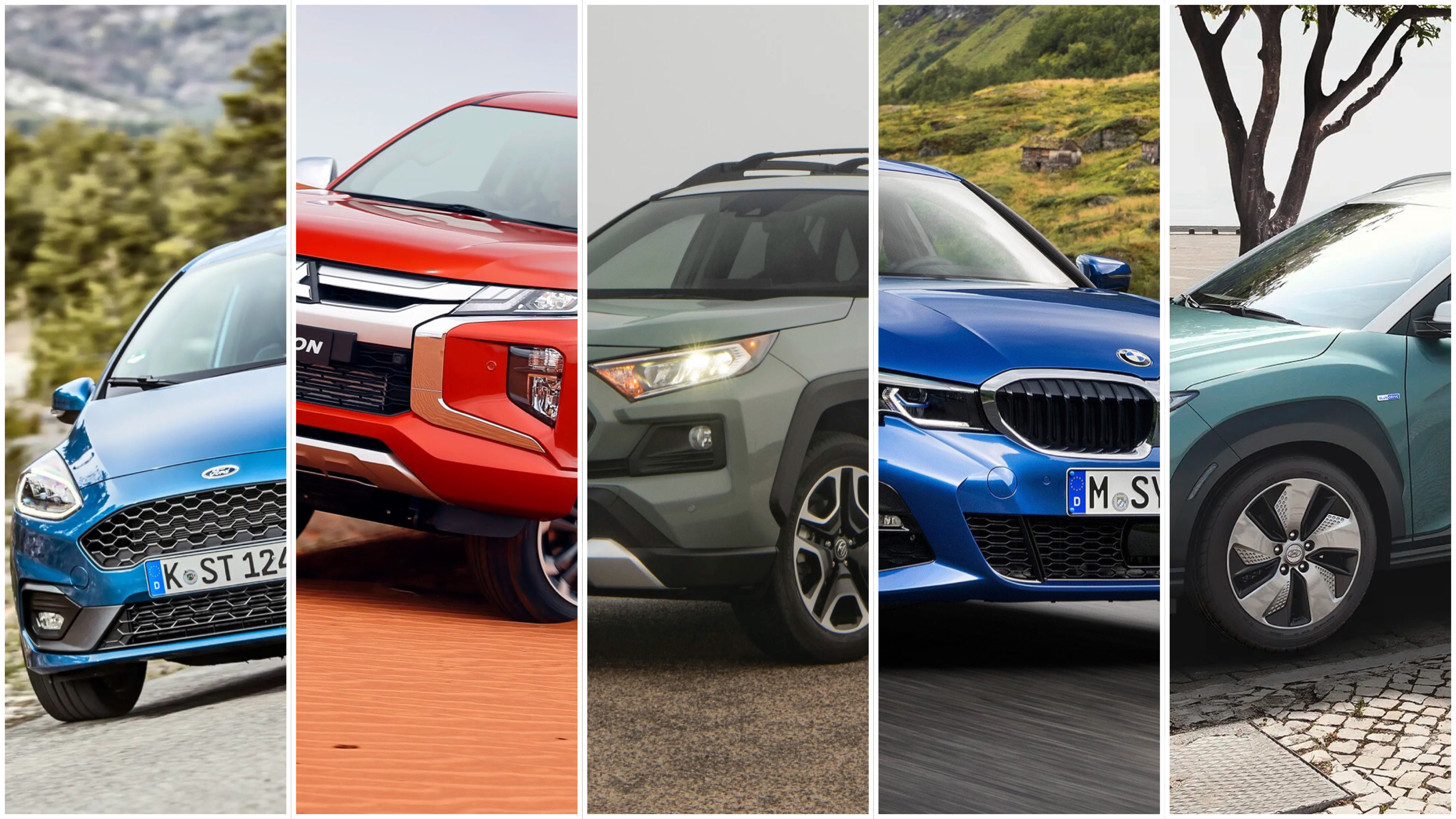 Five cars to watch in 2019