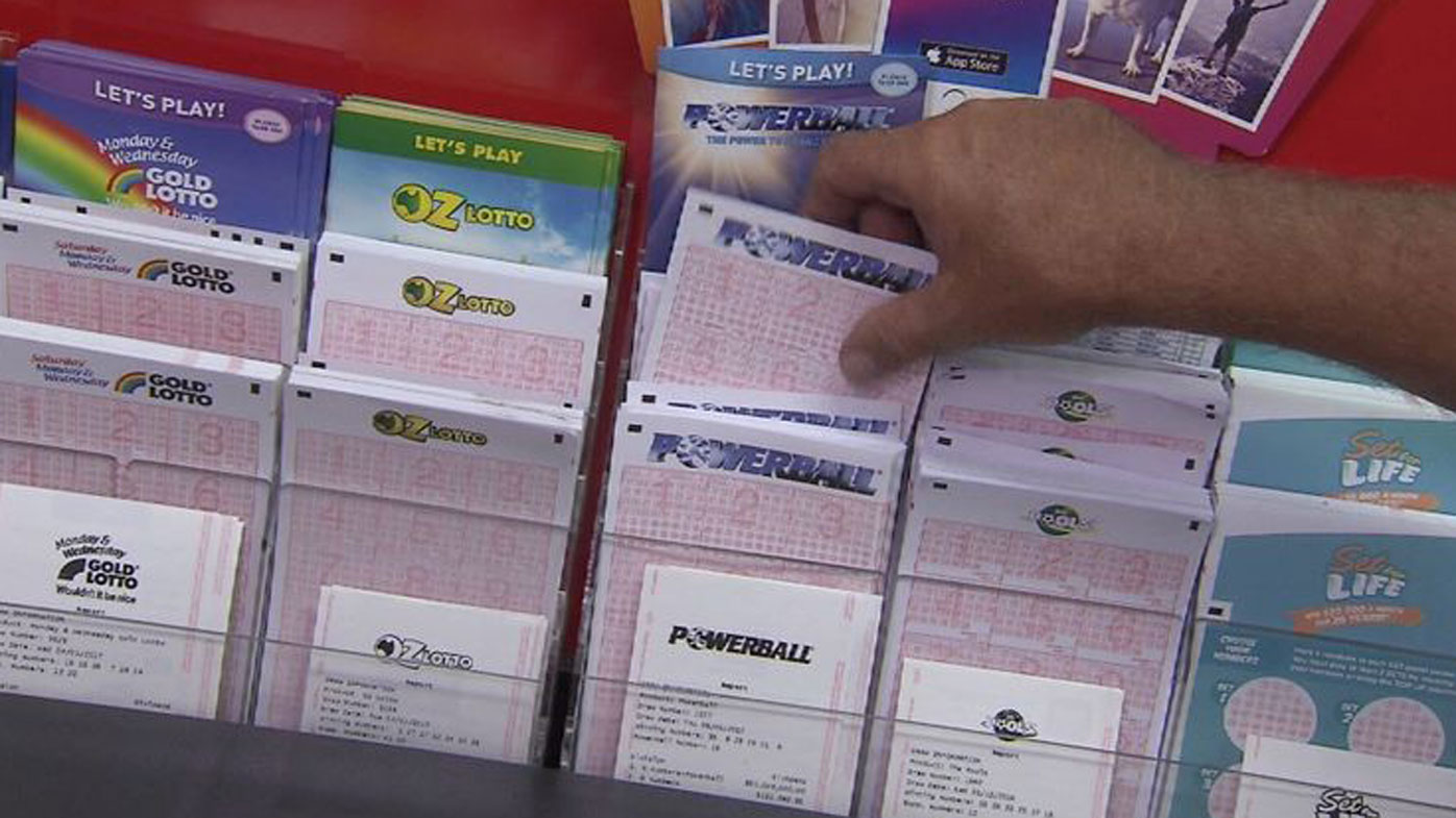 Powerball jackpots to equal record $100m