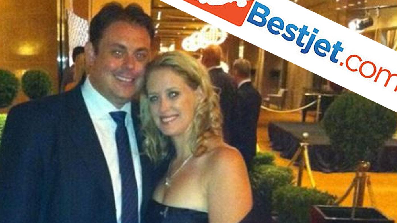 Michael and Rachel James of Bestjet.