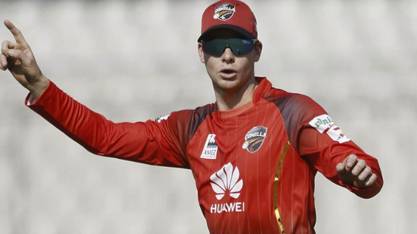 T20  Steve Smith injured in BPL stint playing for Comilla Victorians cb36241981c3