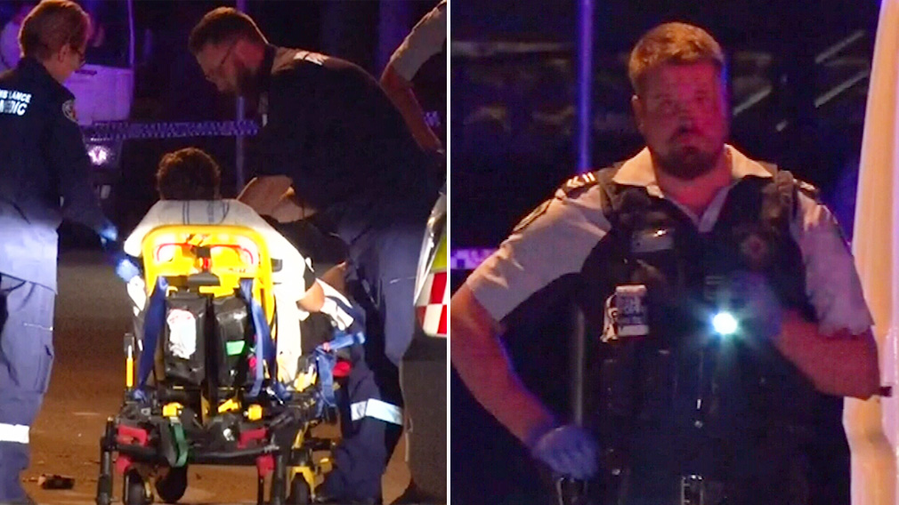 Six stabbed in bar brawl on Sydney's north shore