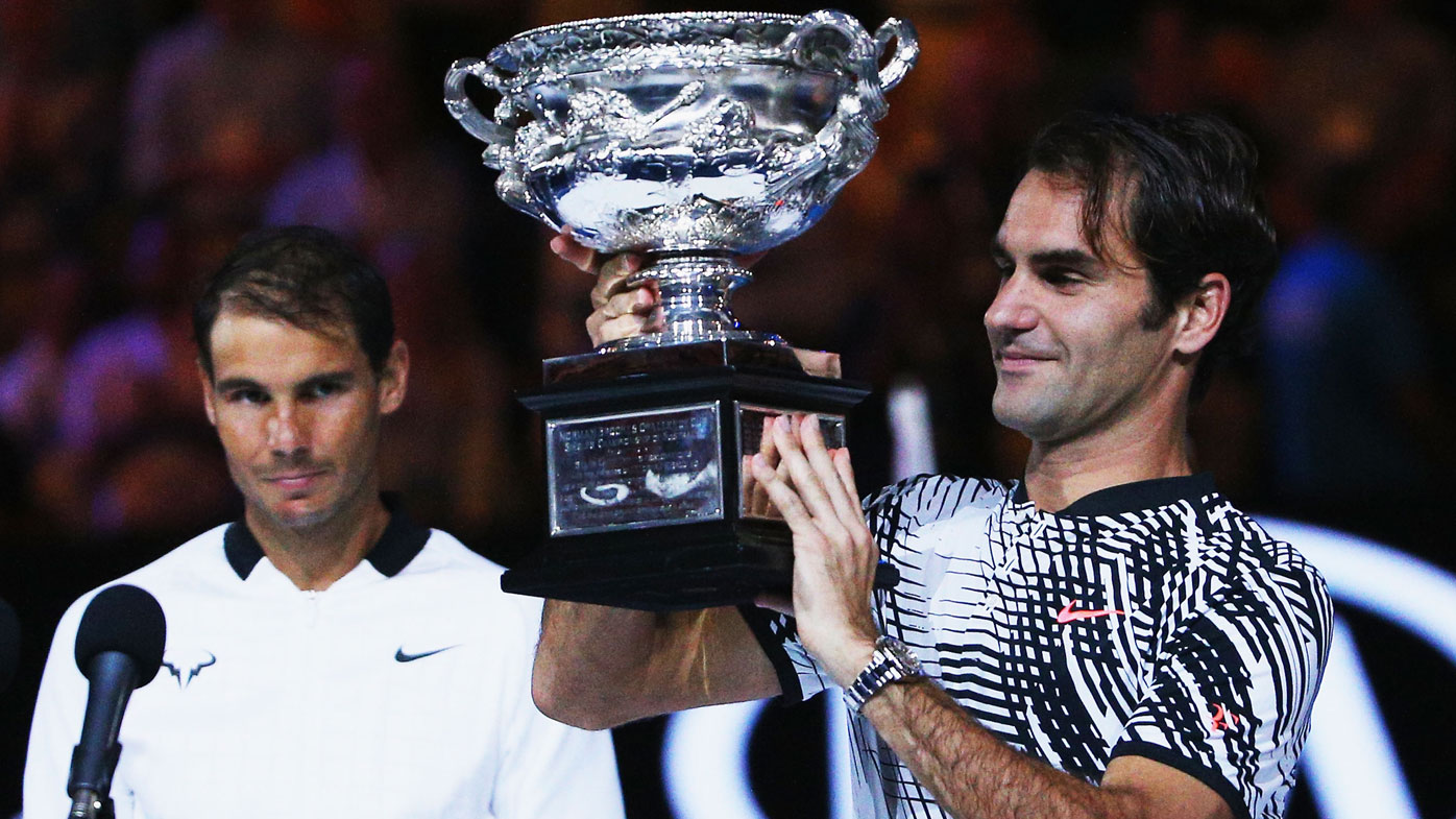 Australian Open: Federer battles through against Dan Evans