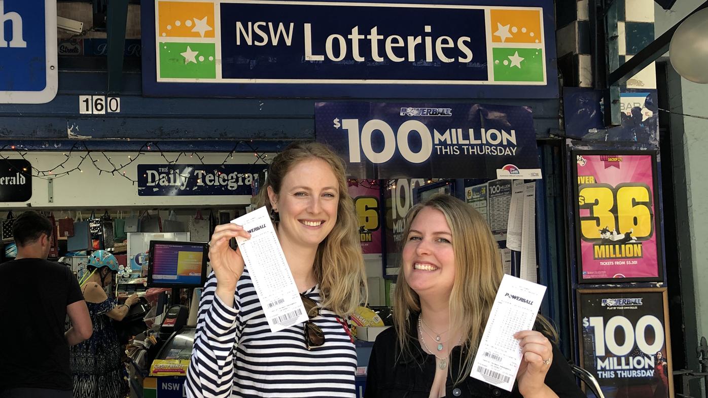 Powerball $100 million draw: Sydney mum won't quit her job after