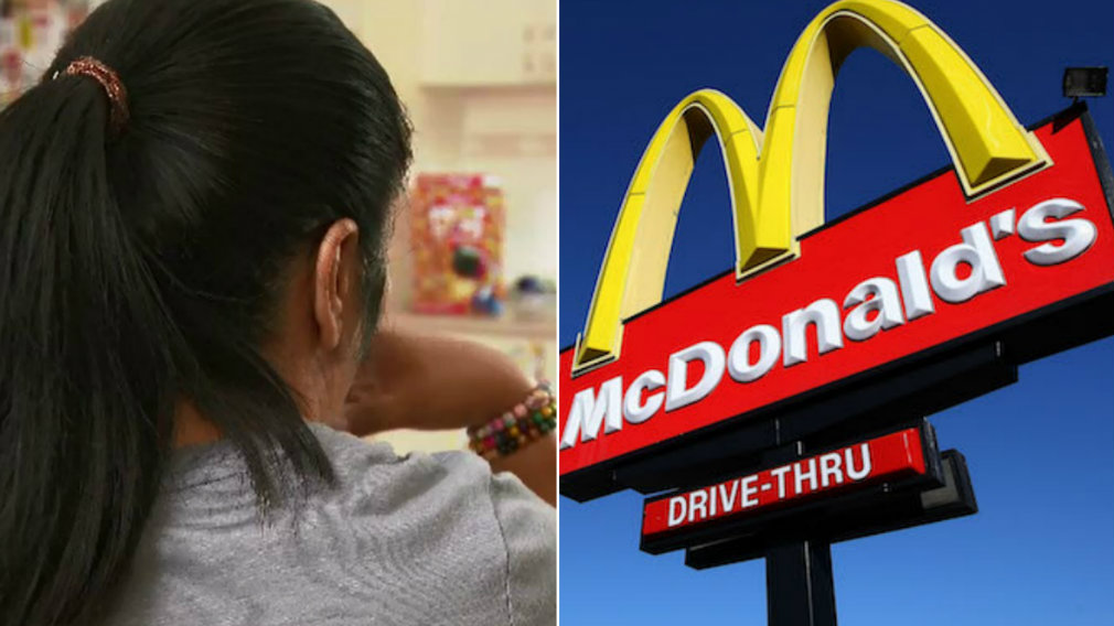 McDonald's employee wins right to compensation after falling from ladder