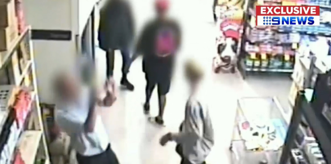 EXCLUSIVE: Shopkeeper brutally attacked in retaliation for detaining child thief