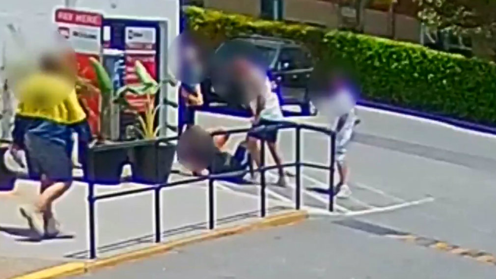 Bikie gang president charged over violent assault at Gold Coast hotel