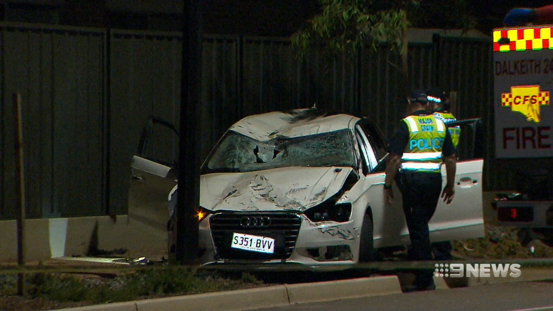 south australia news: second person charged over crash that killed