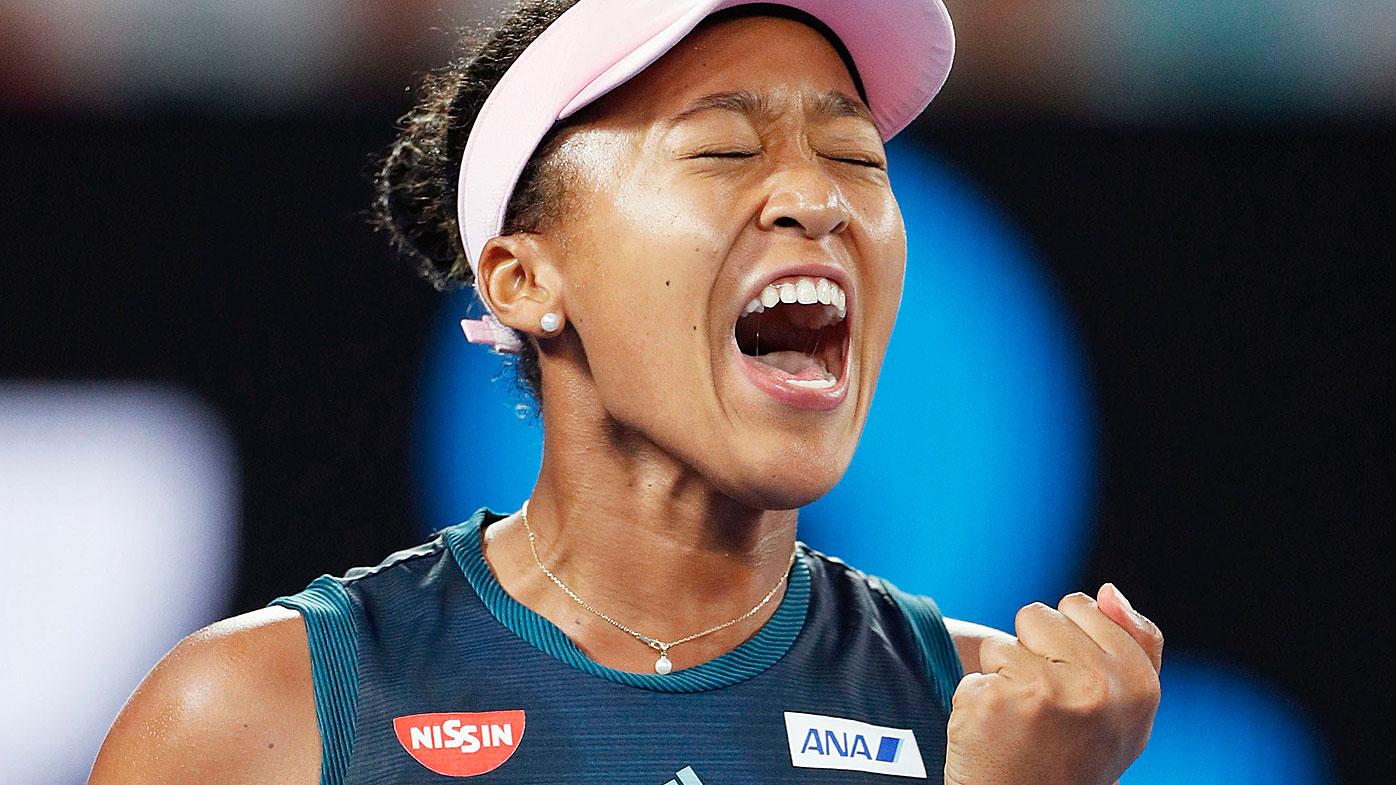 Naomi Osaka wins the 2019 Australian Open