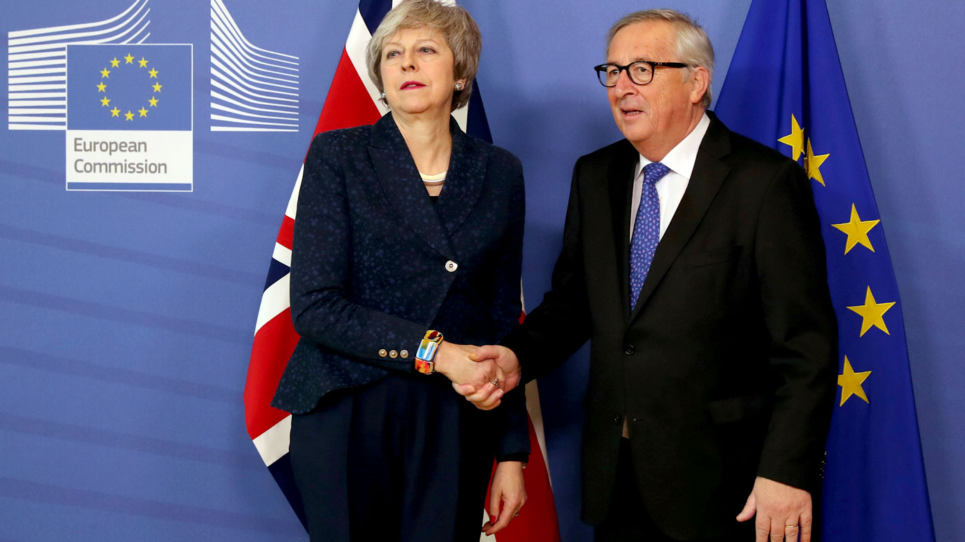 Brexit withdrawal off the table as May heads back to Brussels