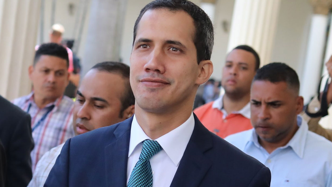 EU chief calls for elections in Venezuela amid aid crisis