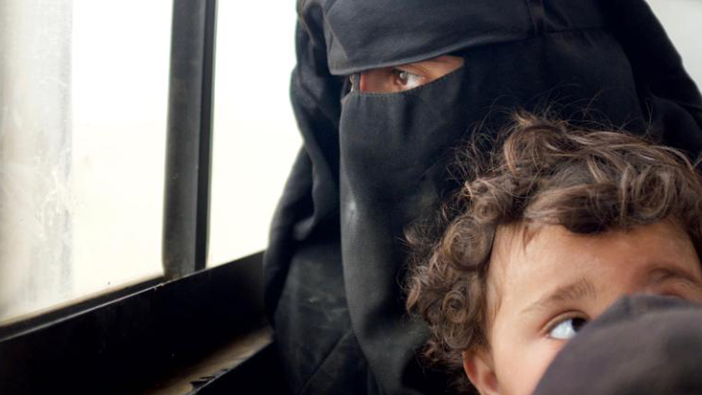 Escape from Syria: The western women emerging from ISIS's crumbling caliphate