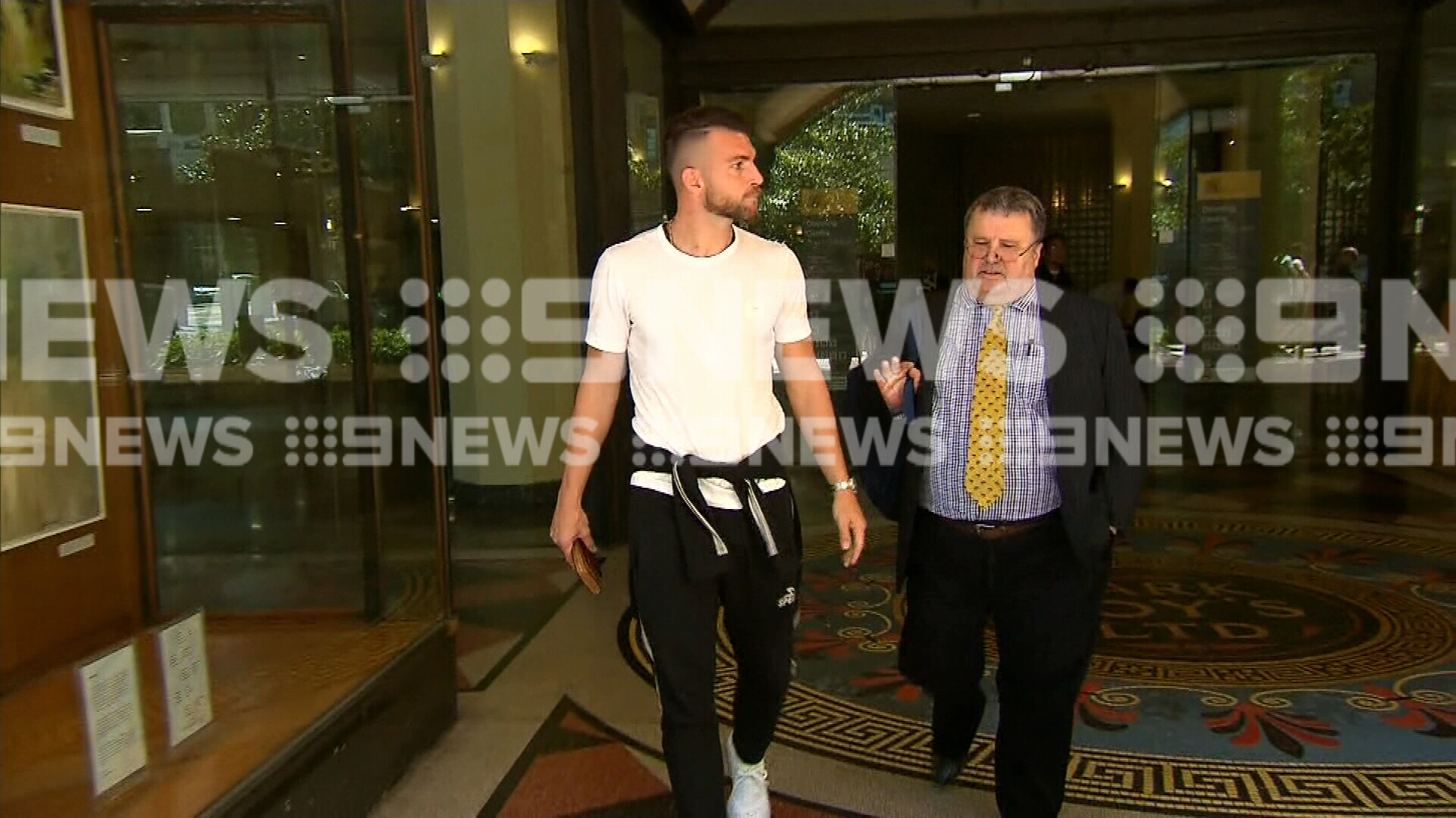 Marko Simic: News Sydney: Marko Simic Charged With Assaulting Woman On