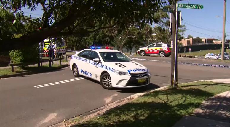 Pedestrian killed on Sydney's Anzac Parade