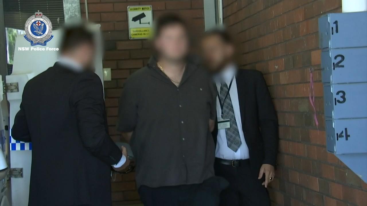 Police bust $17 million Australia 'dark web' drug dealing syndicate