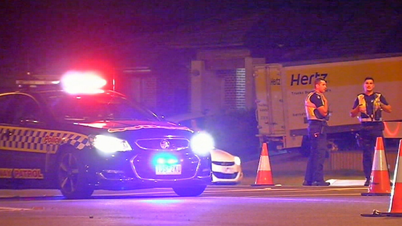 Man killed, girl left fighting for life in road tragedies