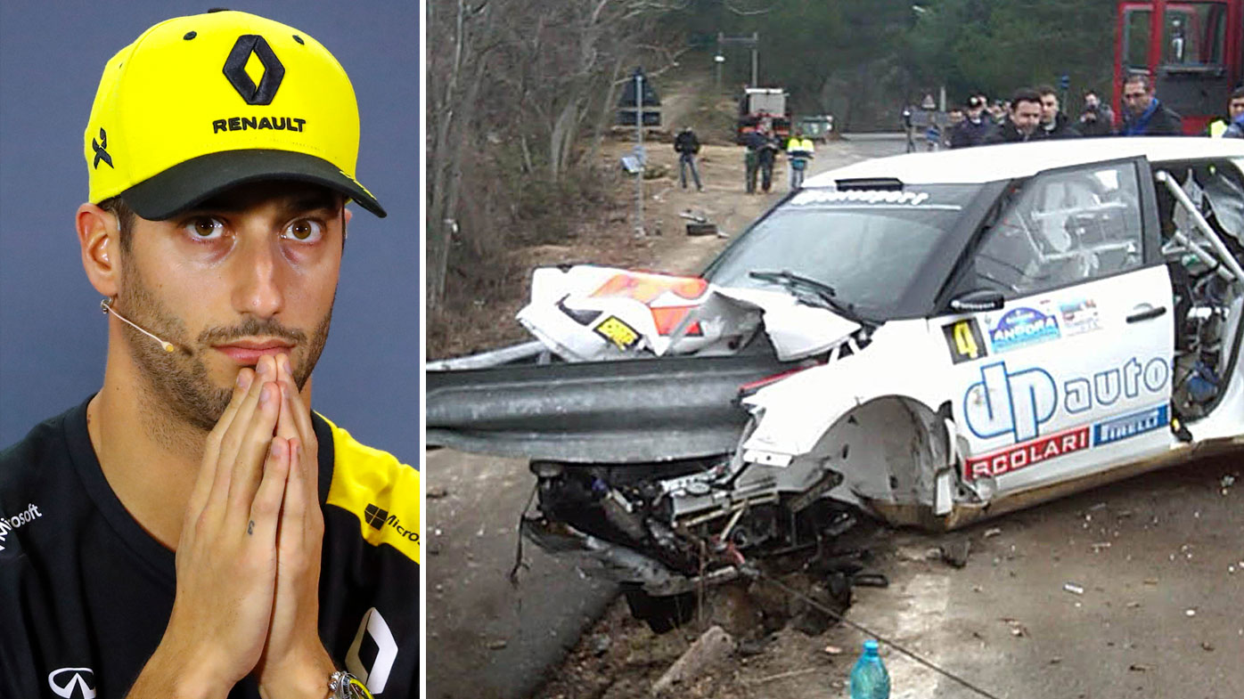 Daniel Ricciardo has paid tribute to Robert Kubica on his return to F1