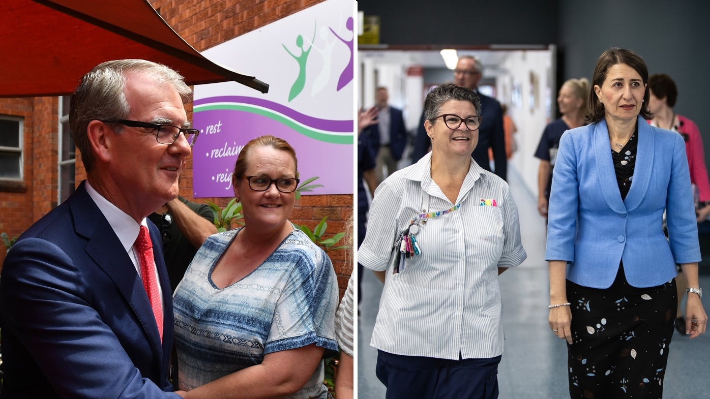 Why health is the new NSW election battleground