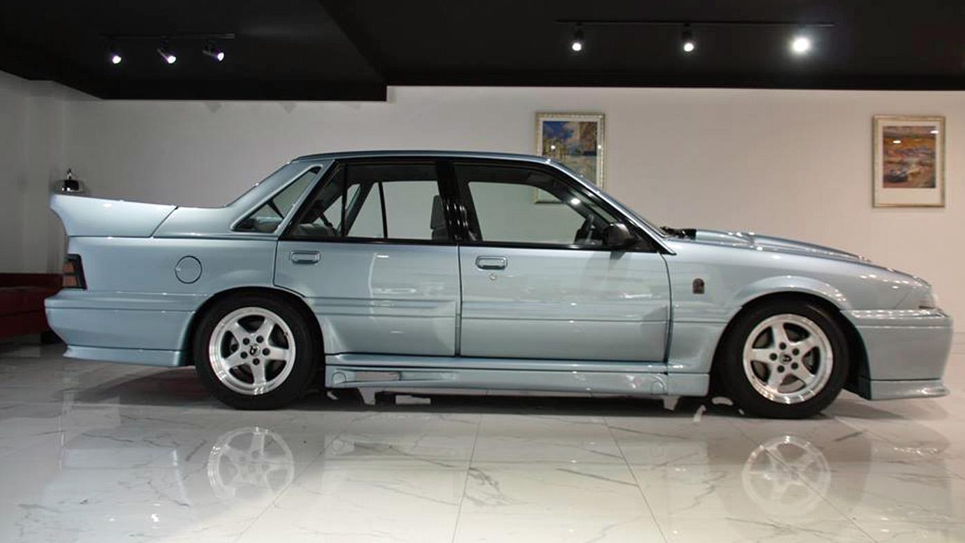 Three 1980s Holden Commodores worth $350,000 stolen