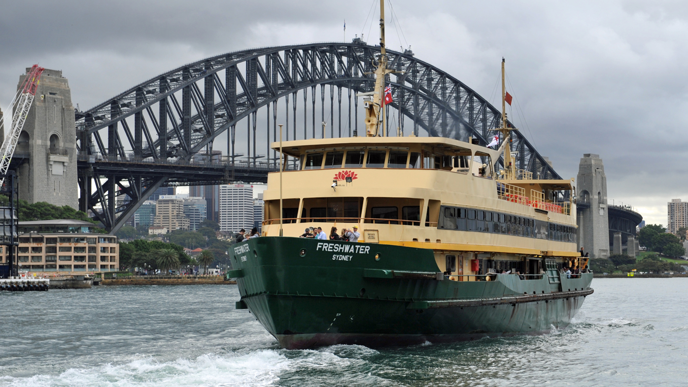 9 news sydney ferries