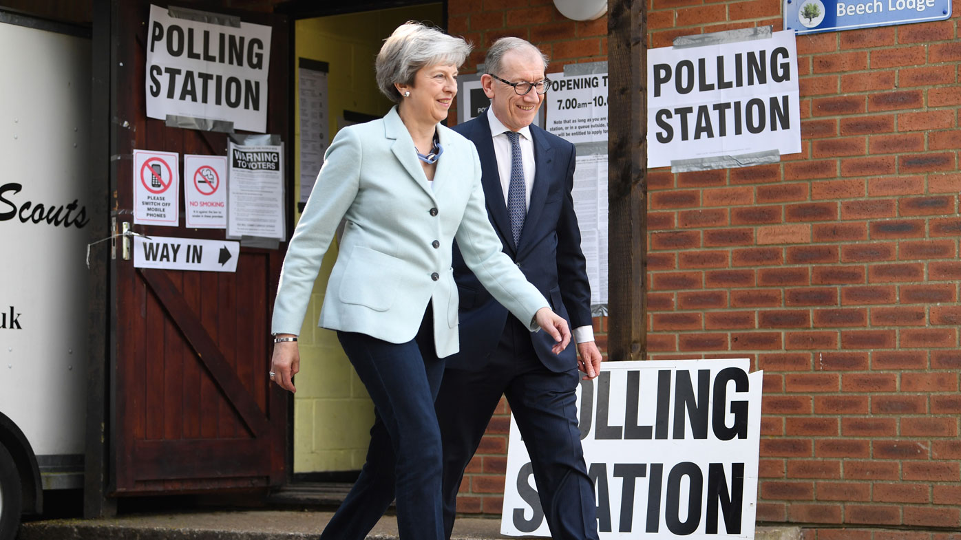 UK votes in EU elections despite Brexit chaos