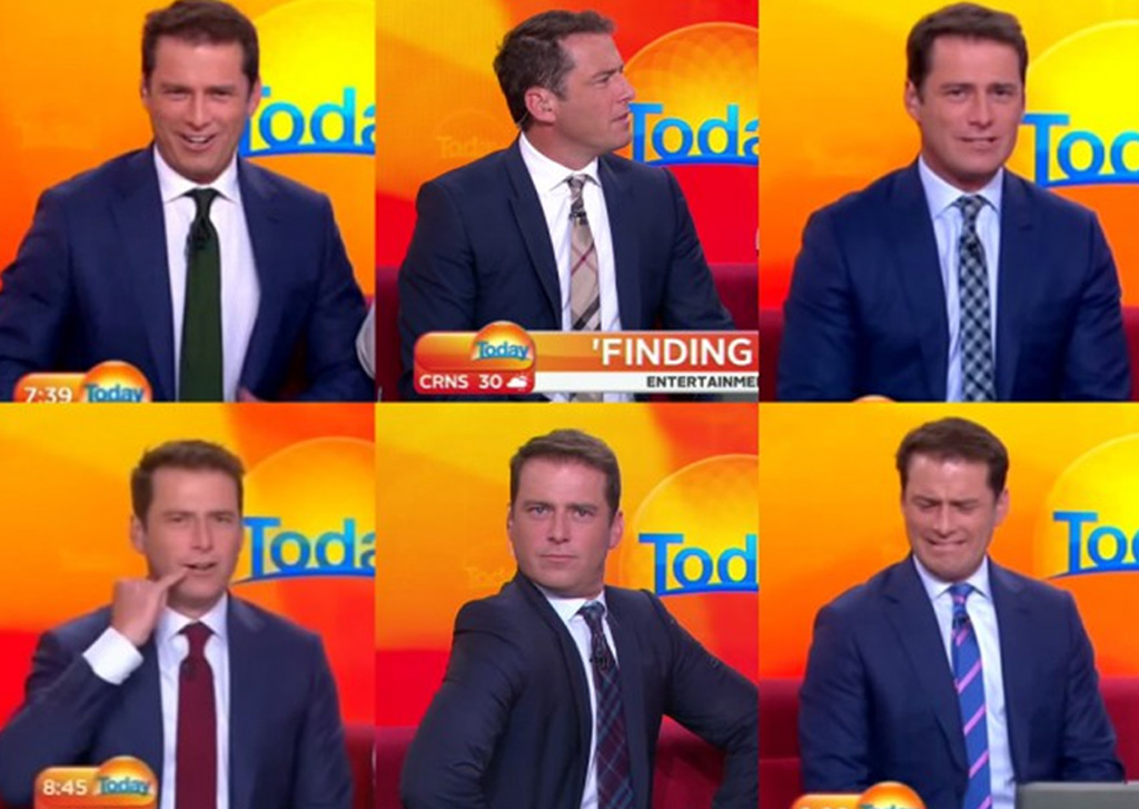 Karl Stefanovic reveals why he's been wearing the same suit for a year